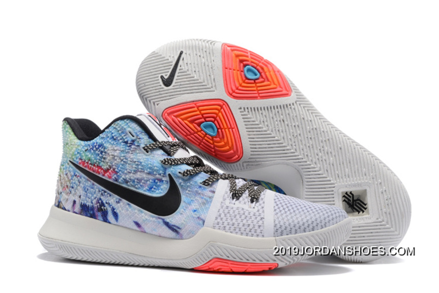 "95dca33b6c44 2019 Outlet Nike Kyrie 3 ""All-Star"""