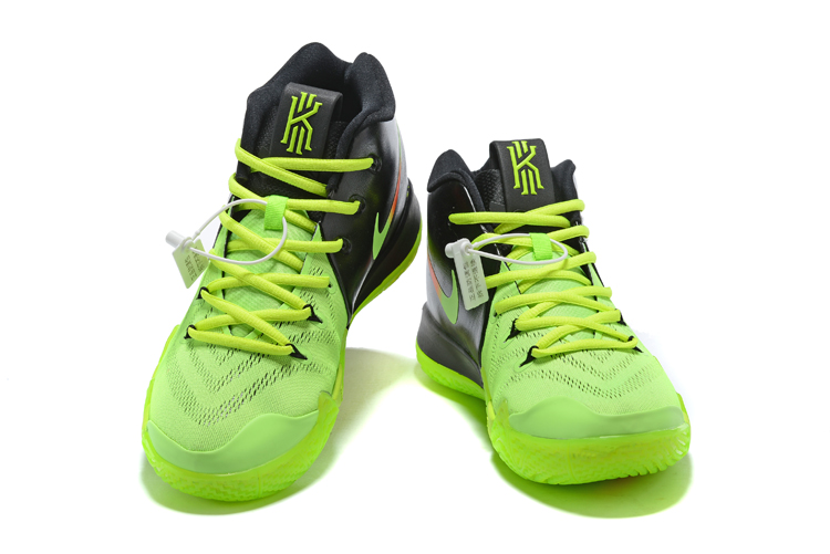 60627a8a07f2 ... coupon code for nike kyrie 4 green black orange new style 3b90c a207a  ...
